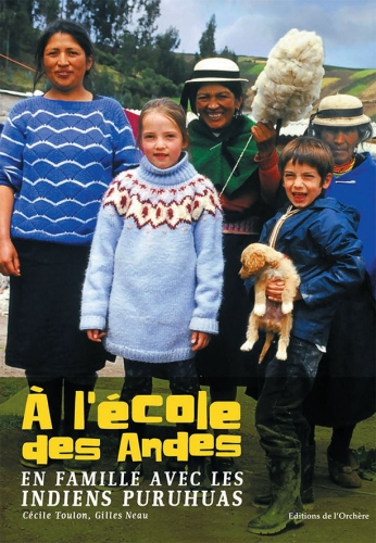 A L'ECOLE DES ANDES, Andes - News 143 (26/02/19) invisible