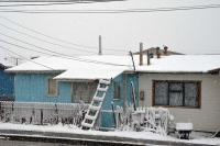 Neige, Andes -