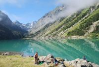 lac de Gaube, Andes - news  39   30/08//10 invisible
