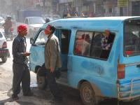 transports dans la capitale, Andes - News 11  Nepal invisible