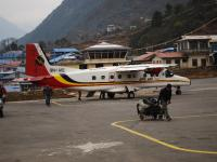 Avionnette , Andes - news 12  Nepal invisible