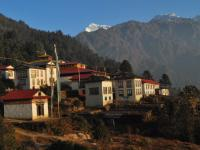 monastere Tashingdo, Andes - news 12  Nepal invisible