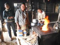 cuisine, Andes - news 13  Nepal invisible