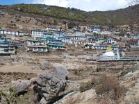 Namche Bazar, Andes - NepalMongolie