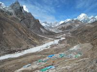 Pheriche (4200 m), Andes - News  17  Nepal  invisible