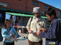 "Au "" black market "", Andes - news 26 Mongolie invisible"