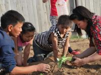 Orphelinat Anna home, Andes - news 26 Mongolie invisible