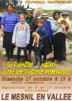 conférence famille Neau, Andes - news 40 20/09/10 invisible