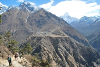 NEPAL, Andes -